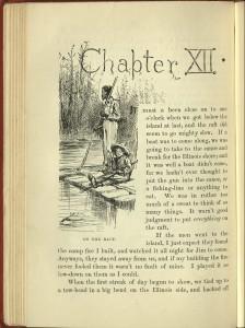 Adventures of Huckleberry Finn, Ch XII