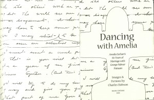 Dancing with Amelia Title-page spread