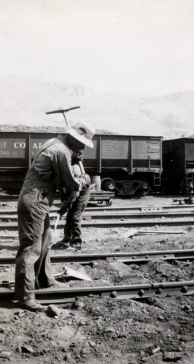 Asians and the union pacific railroad