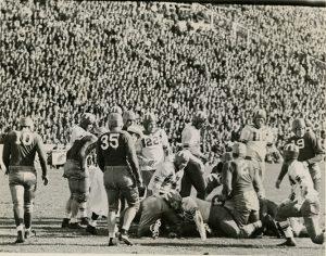 Utes game, 1930s