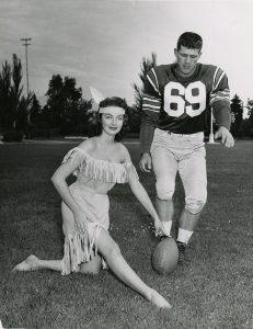 Utes game, 1950s