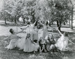 A Midsummer Night's Dream, directed by Maud May Babcock early 1900s