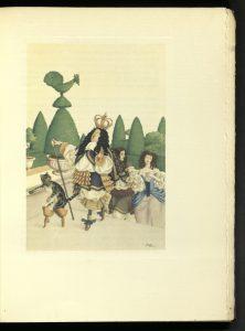 A FAIRY GARLAND, BEING FAIRY TALES… Edmund Dulac, Cassel & Company, 1928 PZ8 F1685 1928 PZ8 F1685 1928