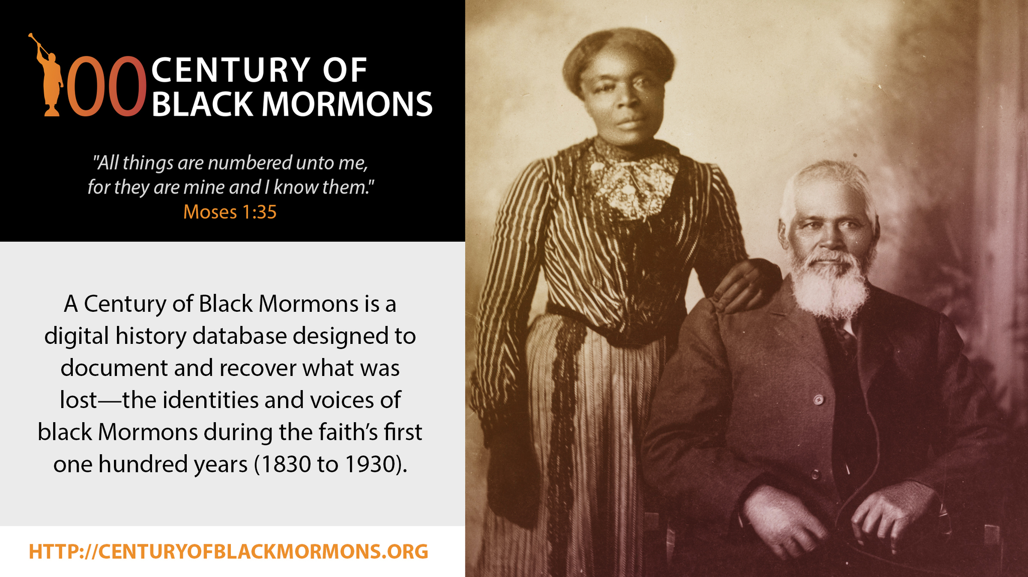 Century of Black Mormons