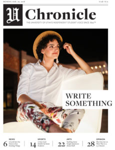 IMAGE: Chronicle cover