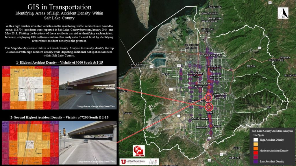 GIS Services - Marriott Library - The University of Utah