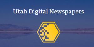 Utah Digital Newspapers