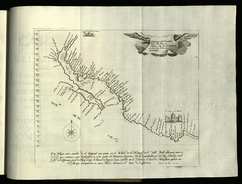 """""""Este Mapa esta sacado de el Original que para en el Estado de el Marques de el Valle..."""""""