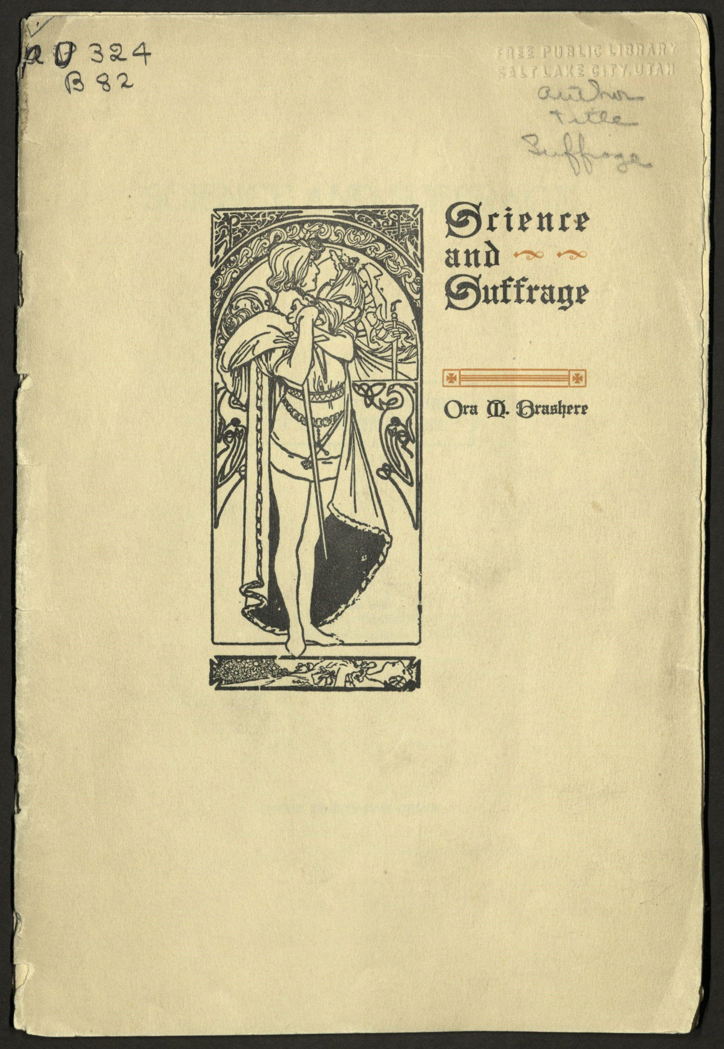 front cover with image, title, and author