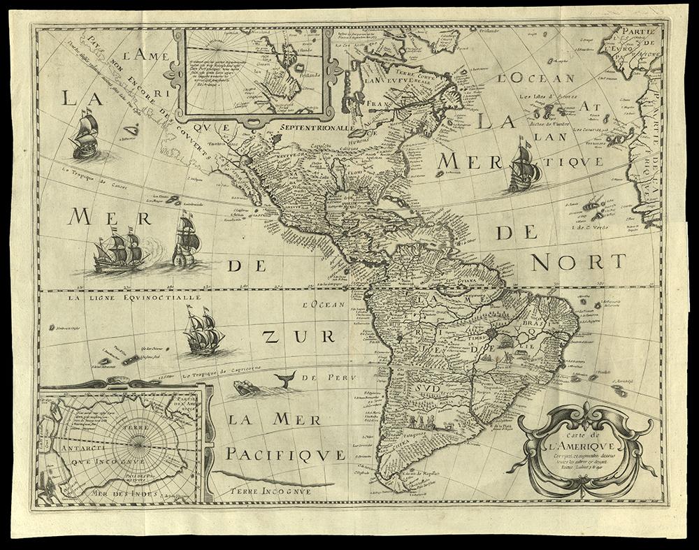 1640 map of antarctica