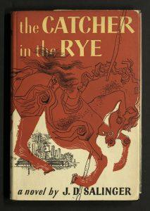 Catcher in the Rye dust jacket