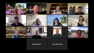 Marriott Library Executive Committee Meeting