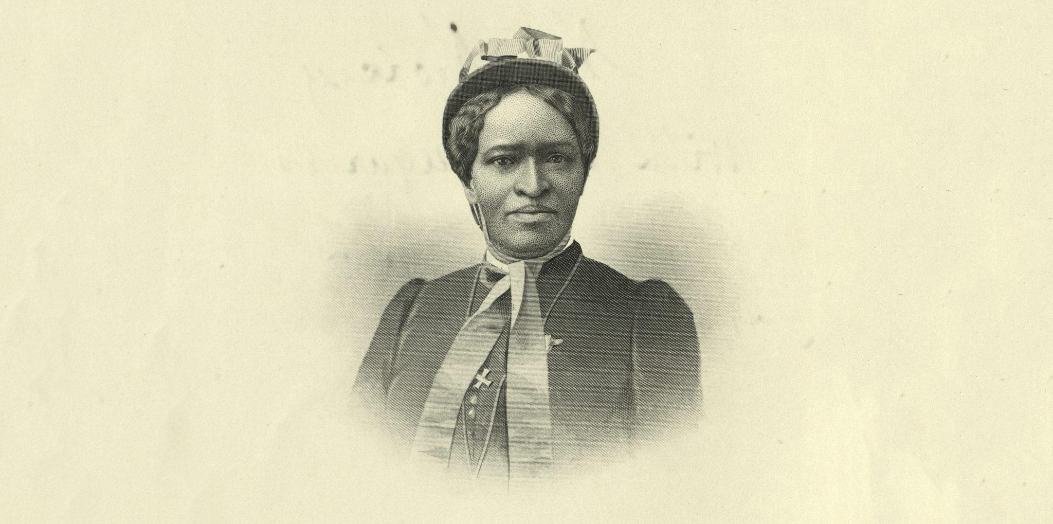 Amanda Smith portrait enlarged