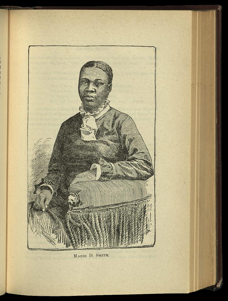 portrait of Marie Smith