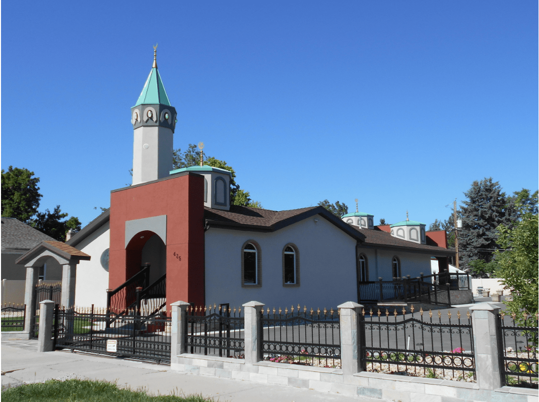 Maryam mosque (remodel of an old church)